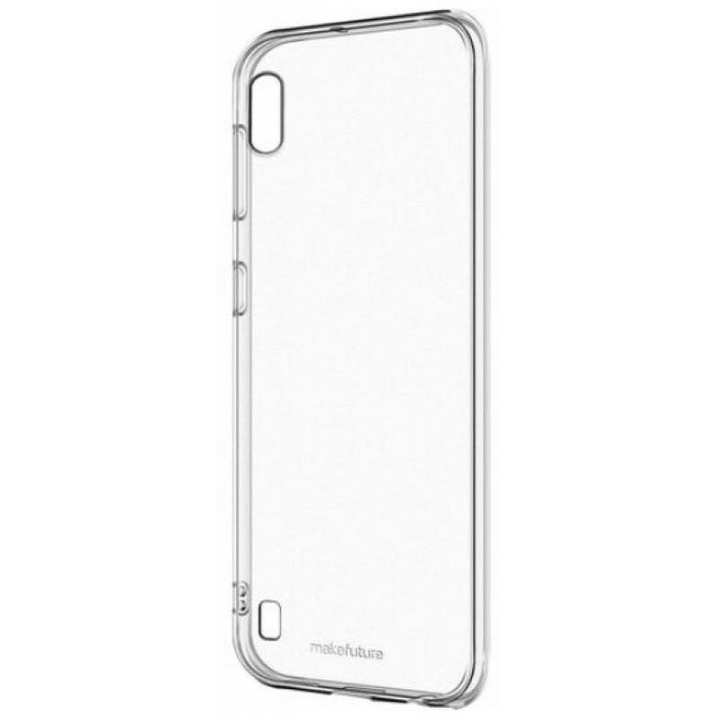 Силиконовый чехол для Samsung A10 Прозрачный