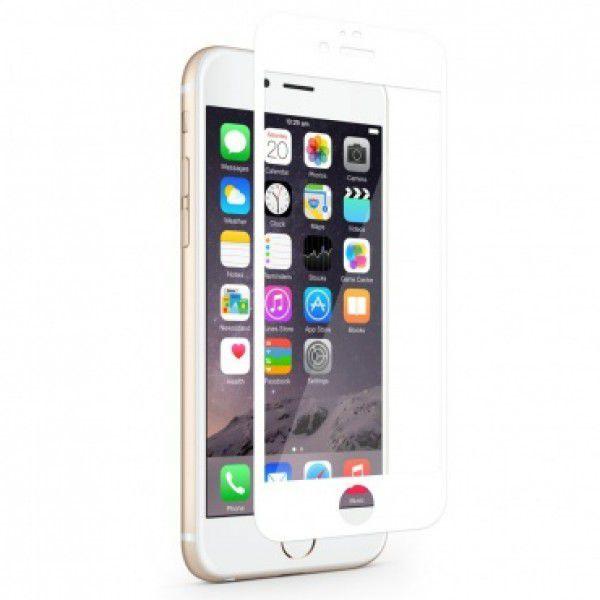 Защитное стекло полного покрытия для iPhone 6/6s