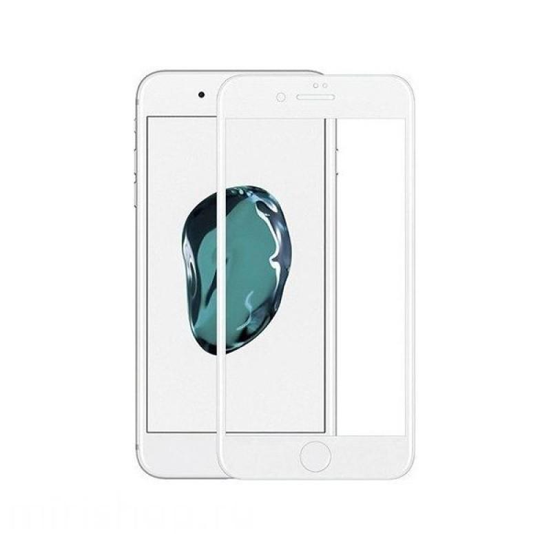Защитное стекло полного покрытия для iPhone 7/8