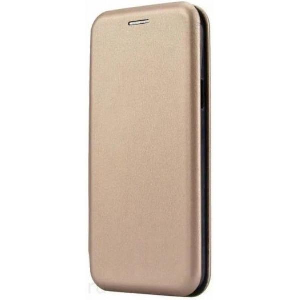 Чехол-книжка для Xiaomi Mi 10 Pro Золотой