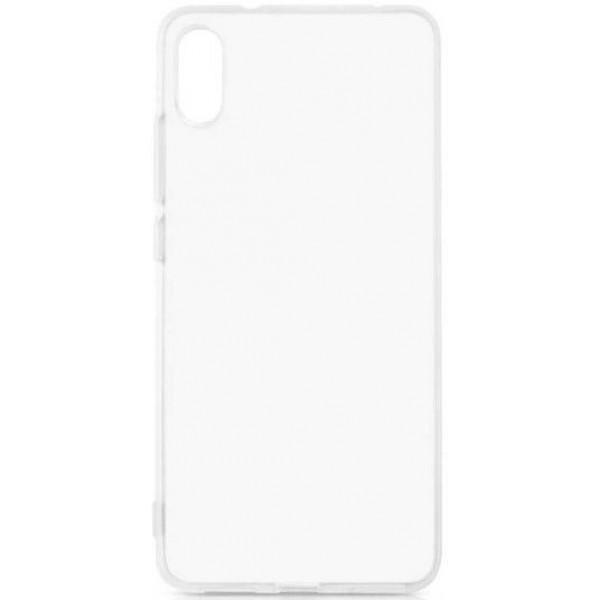 Силиконовый чехол для Xiaomi Redmi 7A Прозрачный