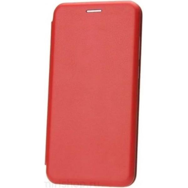 Чехол-книжка для Xiaomi Redmi Note 7 Красный