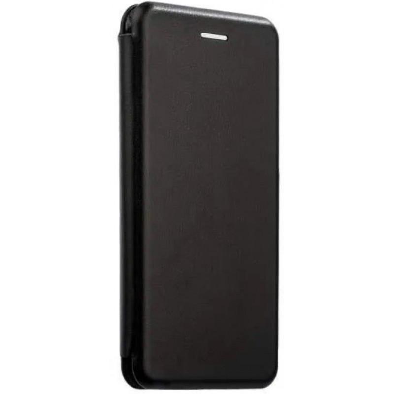 Чехол-книжка для Xiaomi Mi Note 10 Черный