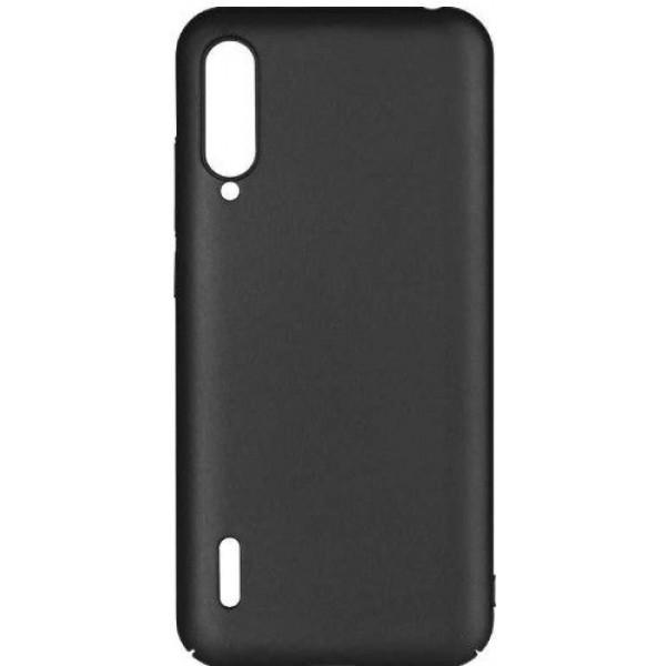 Силиконовый чехол для Xiaomi Mi 9 Lite Черный