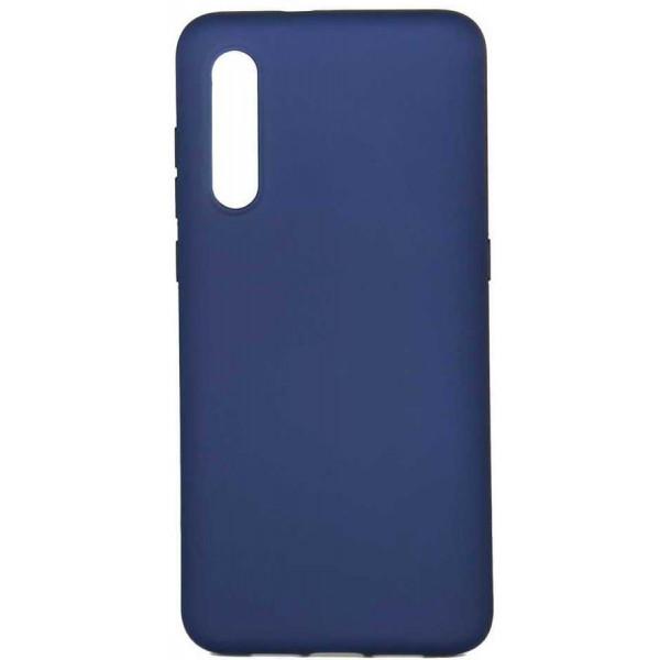 Силиконовый чехол для Xiaomi Mi 9 Lite Синий
