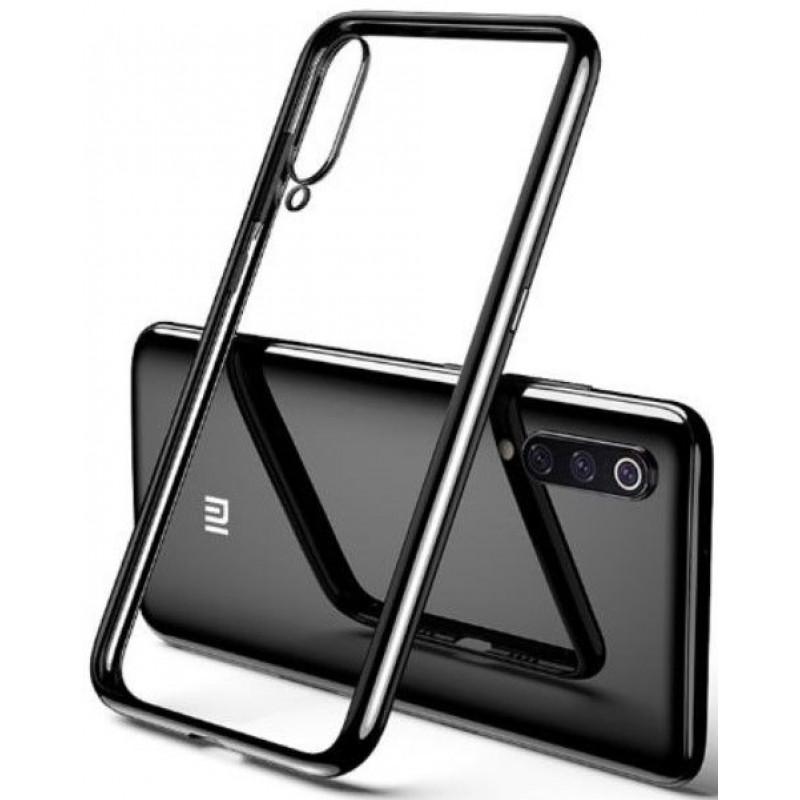 Силиконовый чехол для Xiaomi Mi 9 Lite Прозрачный