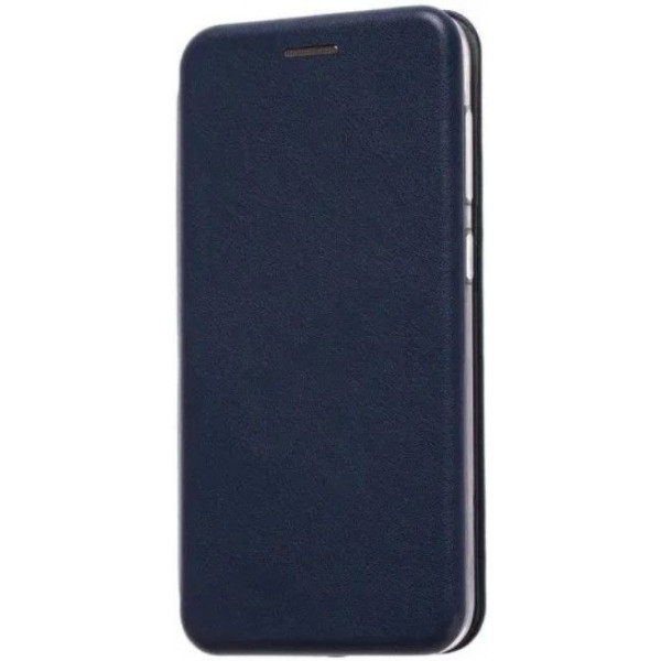 Чехол-книжка для Xiaomi Mi 9 Lite Синий