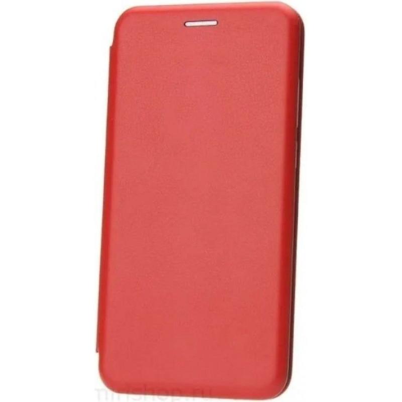 Чехол-книжка для Xiaomi Mi 9 Lite Красный