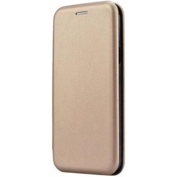 Чехол-книжка для Xiaomi Mi A3 Золотой