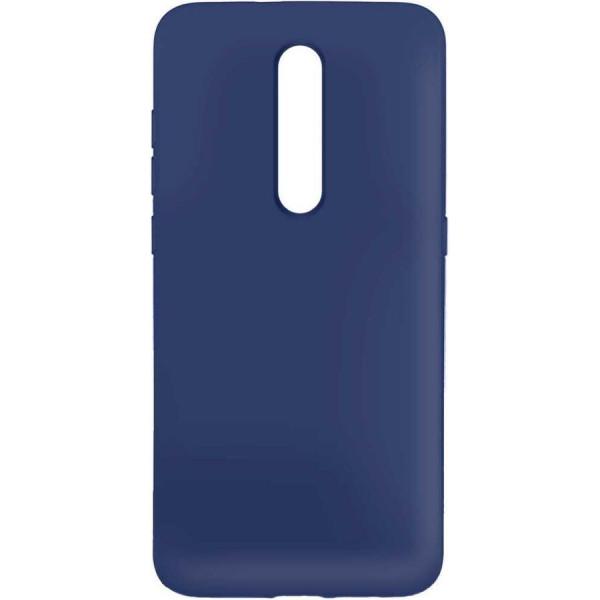 Силиконовый чехол для Xiaomi Mi 9T Pro Синий