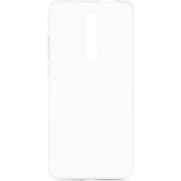 Силиконовый чехол для Xiaomi Mi 9T Pro Прозрачный