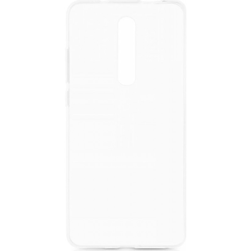 Силиконовый чехол для Xiaomi Mi 9T Прозрачный