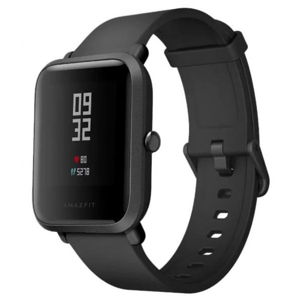 Умные часы Amazfit Bip Black/Черные Global