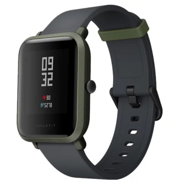 Умные часы Amazfit Bip Green/Зеленые Global