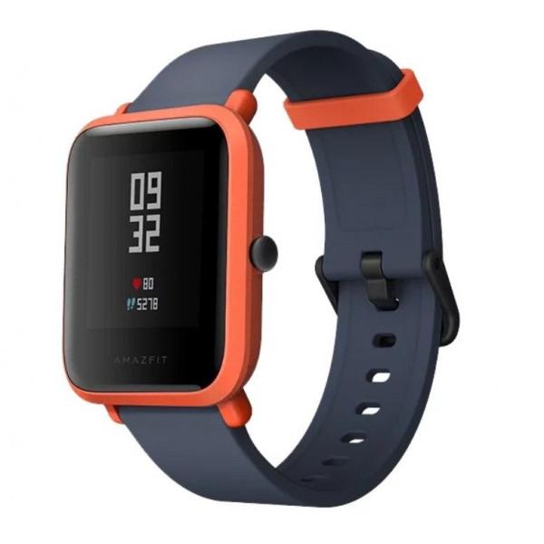 Умные часы Amazfit Bip Orange/Оранжевые Global