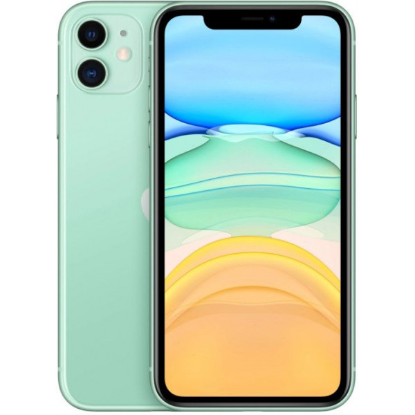 Apple iPhone 11 64GB Green/зеленый