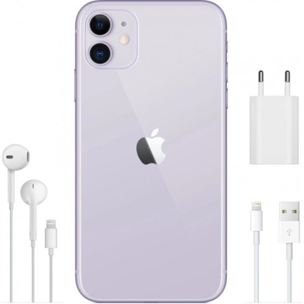 Apple iPhone 11 256GB Purple/Фиолетовый
