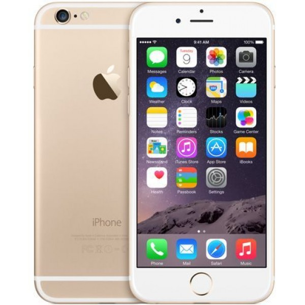 Смартфон Apple iPhone 6 Plus 128GB Gold