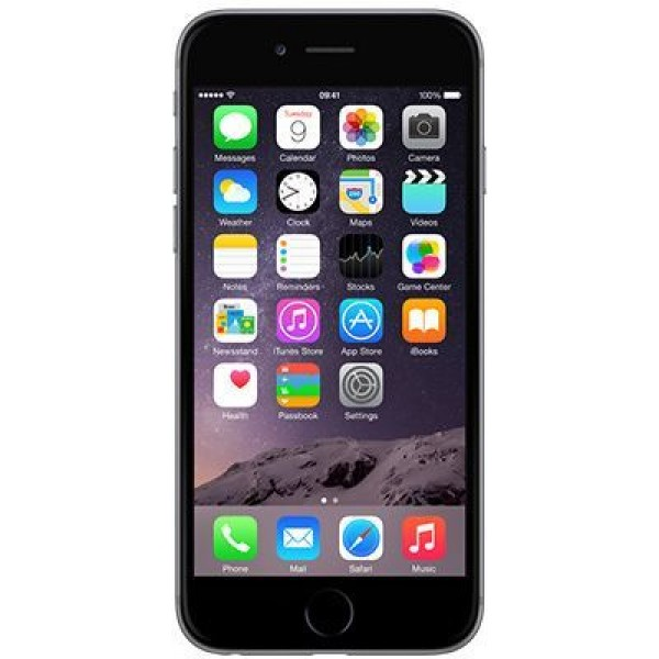 Смартфон Apple iPhone 6 128GB Space Gray