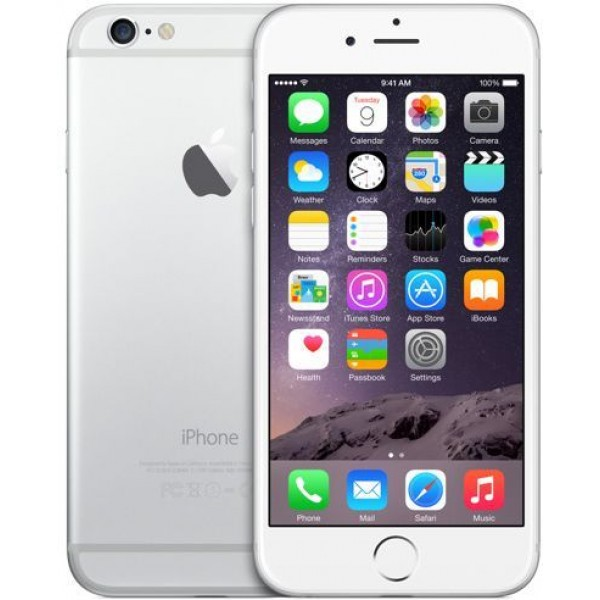 Смартфон Apple iPhone 6 32GB Silver