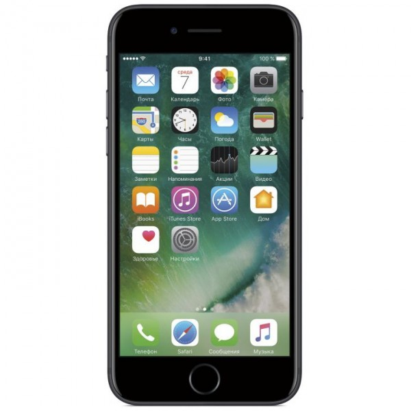 Смартфон Apple iPhone 7 256GB Black