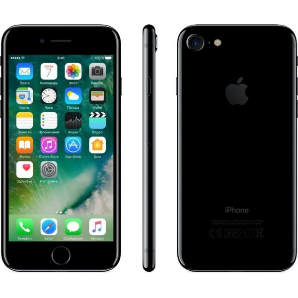 Смартфон Apple iPhone 7 Plus 32GB Jet Black