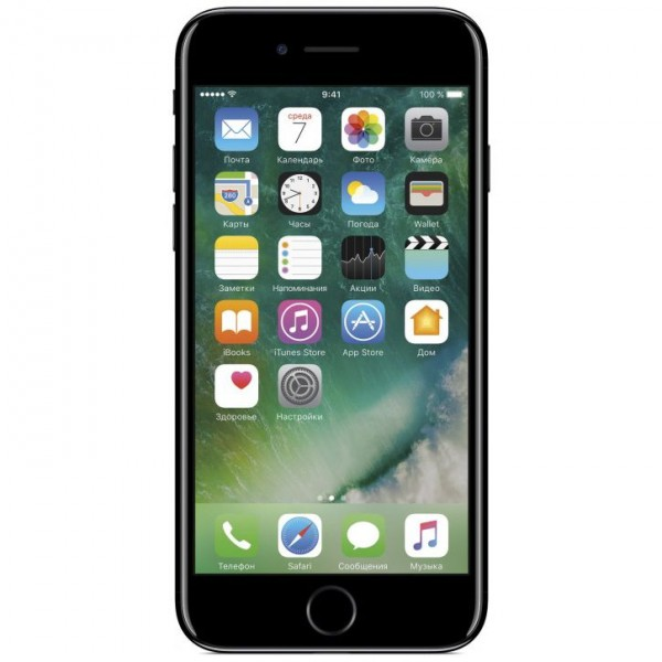 Смартфон Apple iPhone 7 Plus 128GB Jet Black