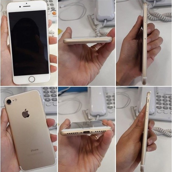Смартфон Apple iPhone 7 256GB Gold