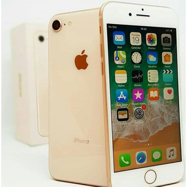 Смартфон Apple iPhone 8 Plus 256GB Gold