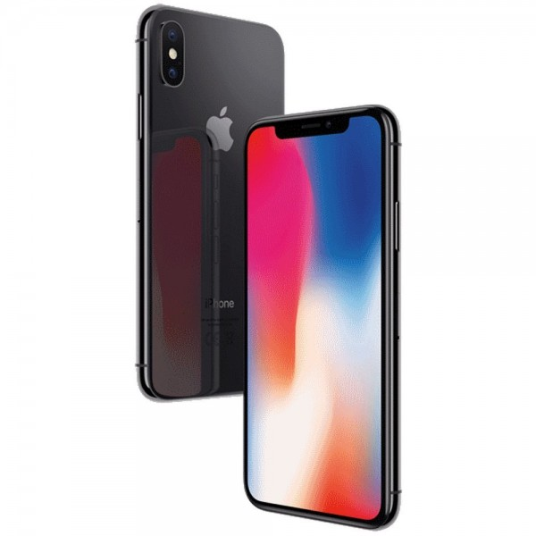 Смартфон Apple iPhone X 64GB Space Gray РСТ