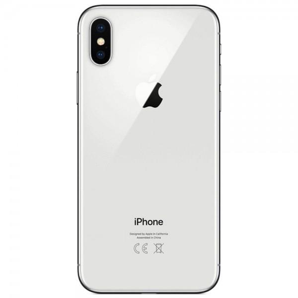 Смартфон Apple iPhone X 64GB Silver РСТ