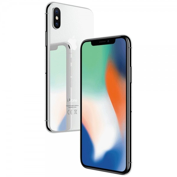 Смартфон Apple iPhone X 256GB Silver РСТ