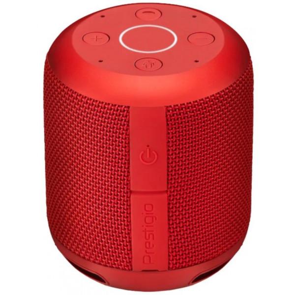Умная колонка Prestigio Smartmate Маяк Edition Красная