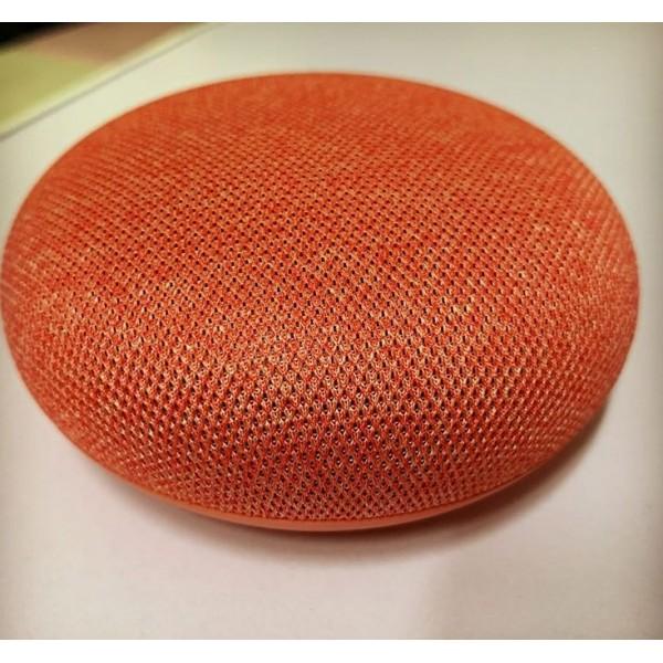 Домашний помощник Google Home Mini Coral