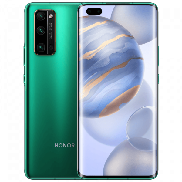 Смартфон Honor 30 Pro+ 8/256Gb Green/Зеленый