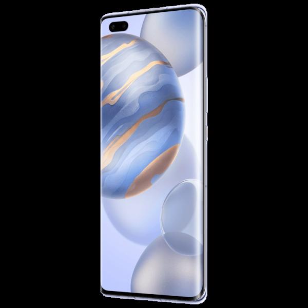 Смартфон Honor 30 Pro+ 8/256Gb Титановый Серебристый