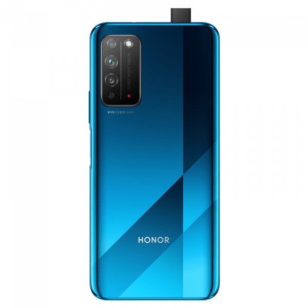 Смартфон Honor X10 8/128GB Blue/Синий