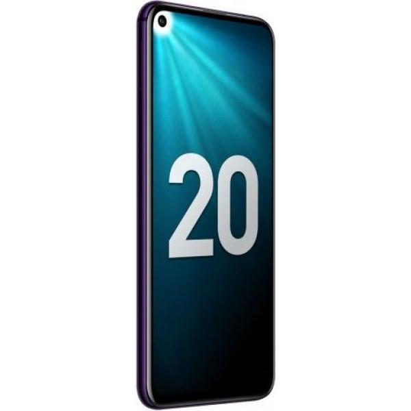 Смартфон Honor 20 Pro 8/256Gb Black/Полночный Черный РСТ
