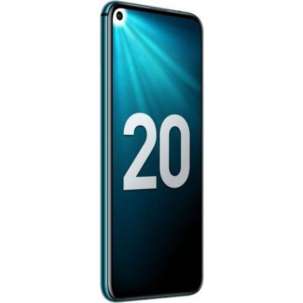 Смартфон Honor 20 Pro 8/256Gb Blue/Бирюзовый РСТ