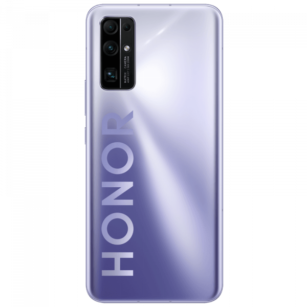 Смартфон Honor 30 Premium 8/256GB Silver/Серебристый Титан