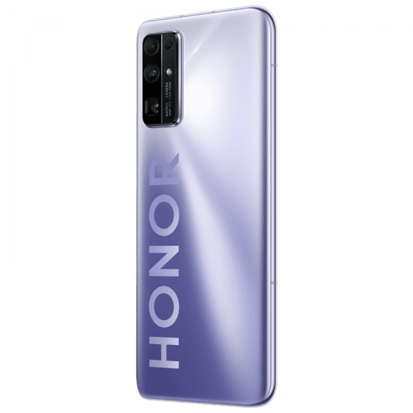 Смартфон Honor 30 6/128GB Silver/Серебристый Титан