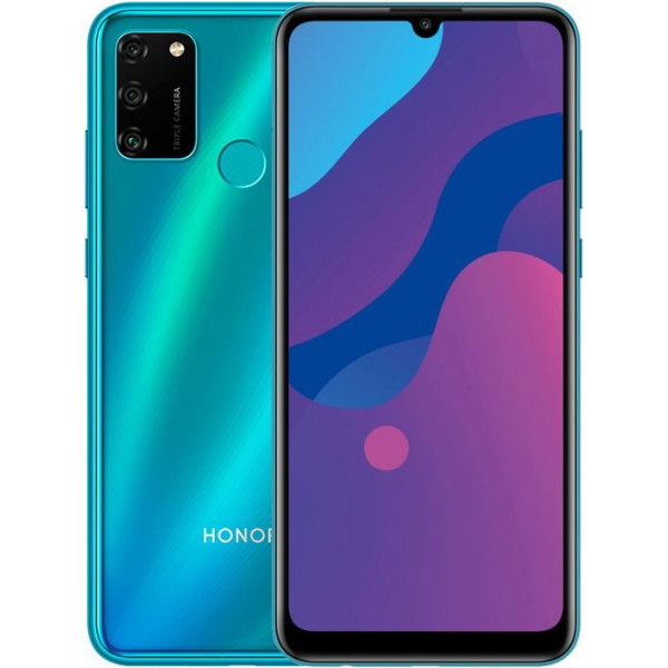 Смартфон Honor 9A 3/64Gb Blue/Голубой