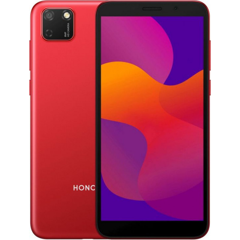 Смартфон Honor 9S 2/32Gb Red/Красный
