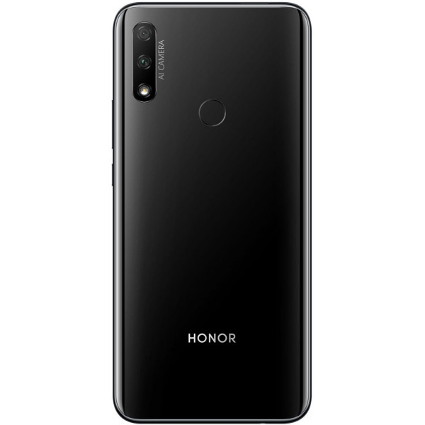 Honor 9X 4/128Gb Black/Черный EAC