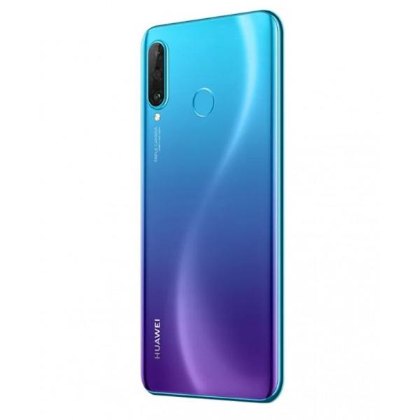 Смартфон HUAWEI P30 Lite 4/128gb Blue/Насыщенный Бирюзовый