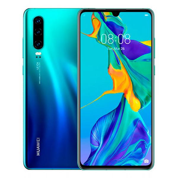 Смартфон Huawei P30 Pro 8/256gb Aurora / Северное Сияние