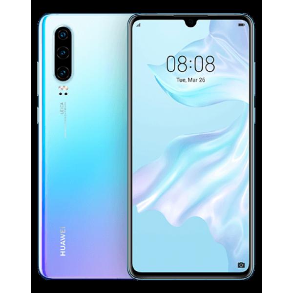 Смартфон Huawei P30 6/128gb Blue / Светло-голубой