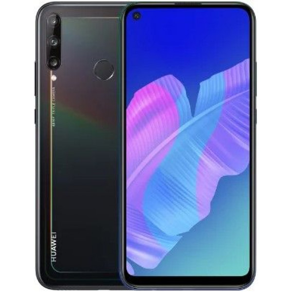 Смартфон HUAWEI P40 Lite E 4/64GB Black/Черный