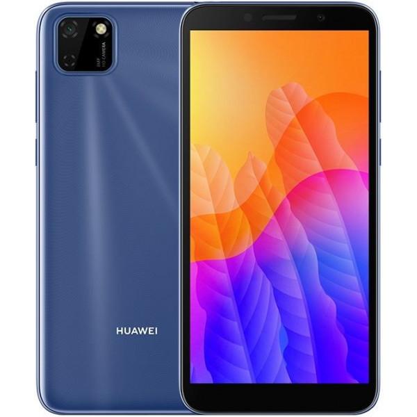 Смартфон HUAWEI Y5p 2/32Gb Мерцающий Синий