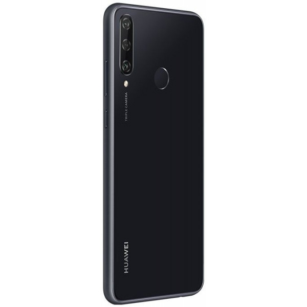 Смартфон HUAWEI Y6p 3/64Gb Полночный Черный